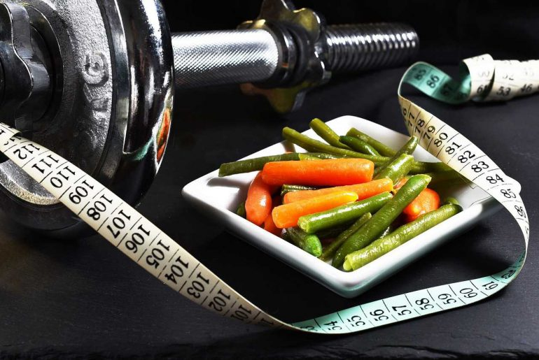 dumbell diet weight loss