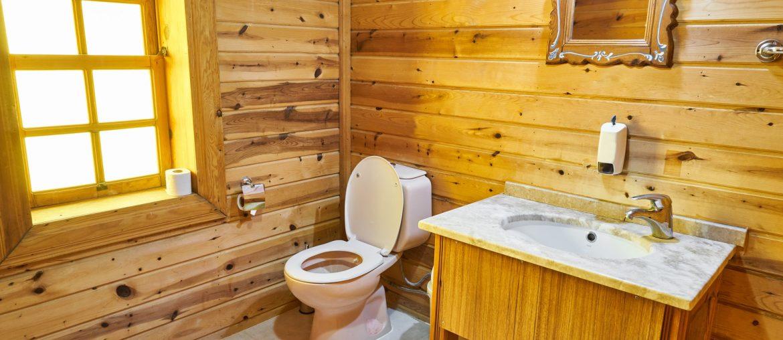 rustic comfort room
