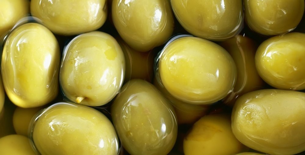 can you freeze olives