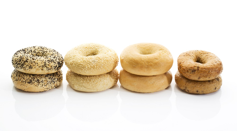 types of bagels