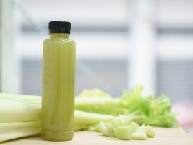 can you freeze celery juice