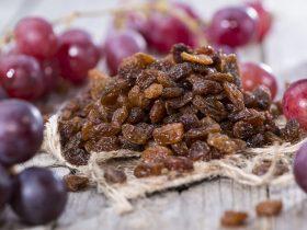 can you freeze raisins