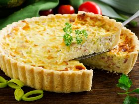 how long does quiche last