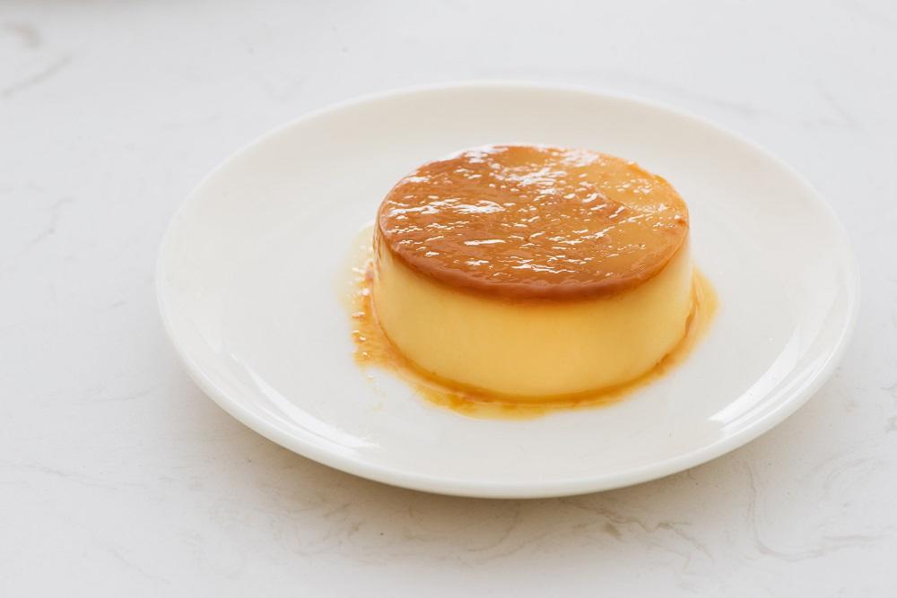 can you freeze crème caramel