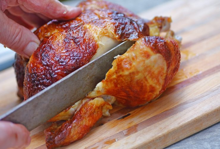 can you freeze rotisserie chicken