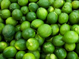 can you freeze limes