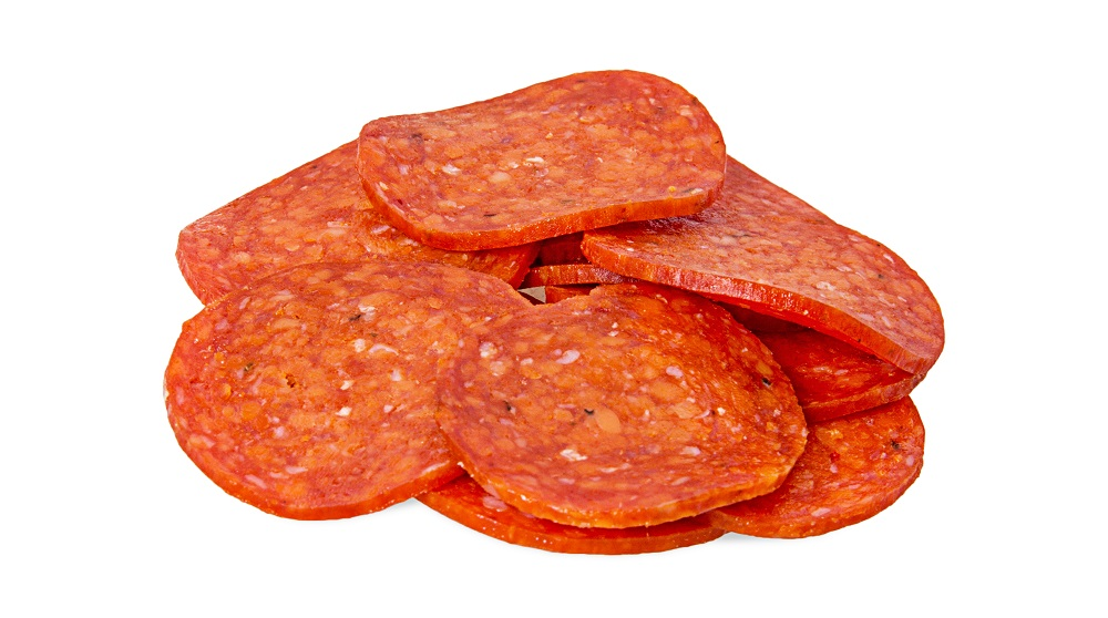 pepperoni slices